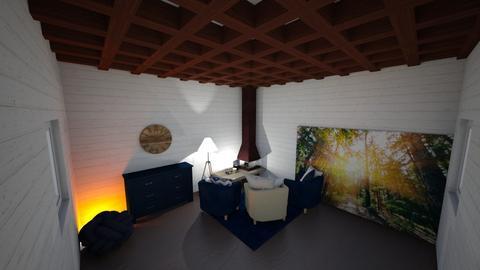 barnhouse living room - Living room  - by RhodriSimpson13