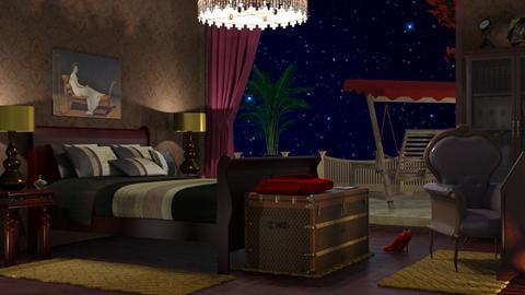 dream  - Bedroom  - by nat mi