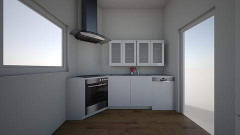 Kuchyna - by corason