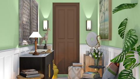 Welcoming Hallway - Modern - by MB2006