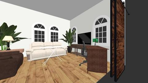 Mikes Room - Living room  - by bmartocho