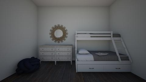 Kids Bedroom - Bedroom  - by meandu