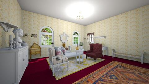antique living room - Living room - by Emma_04