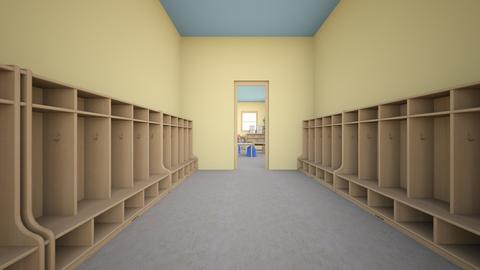 Classroom - by JBENCJPWCHTEEUHHRXFPWCEHDJZVWMB