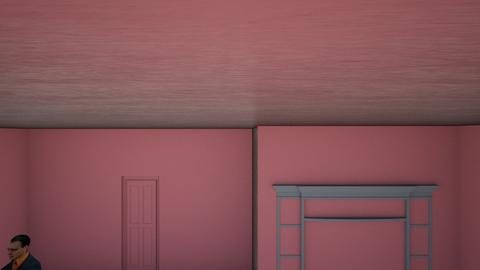 William_Reeve_P3 - Masculine - Bedroom  - by HMS Students