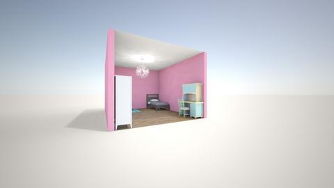 Pedagogika - Kids room  - by LenkaLukacovicova