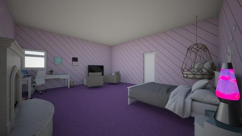 delilah room - Bedroom  - by fades