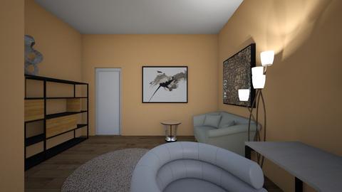 Arhitektonski studio II - Modern - Office  - by Anja Damnjanovic