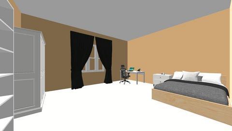 quarto 1 - Modern - Bedroom  - by Lea7