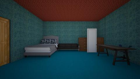 Camdens room - Bedroom  - by rosequeen42