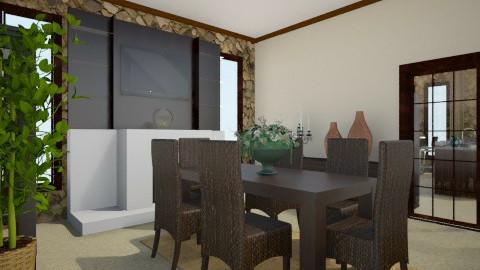 Cozy Place - Modern - Kitchen  - by Ashleymg