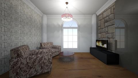 history - Living room  - by Ghuha