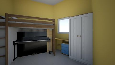 Sol option 1 - Modern - Kids room  - by idans