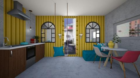Eco Home Living_Remixed - by KylaTH