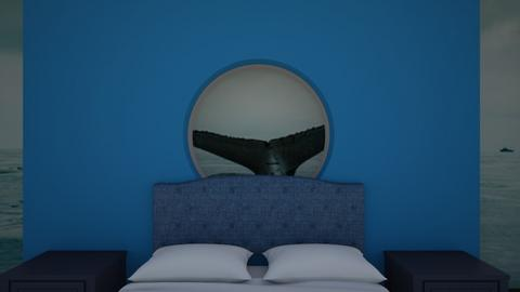 whale - Modern - Bedroom  - by taebay1 OSG