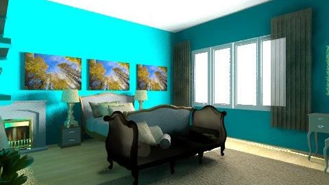 bedroom - Glamour - Bedroom  - by keila_freitas