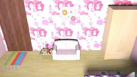 MARYAM - Modern - Kids room  - by hosam105