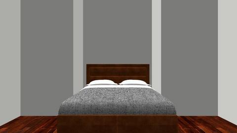 Jesseca Heuler - Bedroom  - by portillo