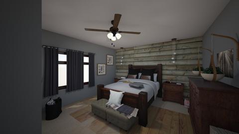 Moms bedroom - Bedroom  - by goldengurl