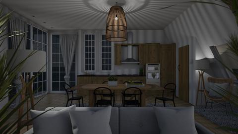 IP Artisan Kitchen  - Kitchen - by Ivana J