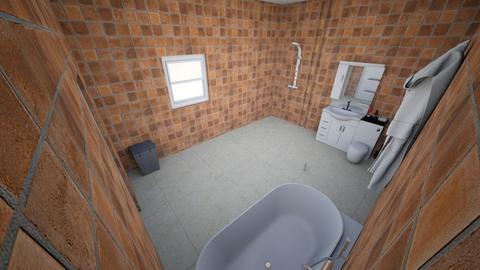 SUPER BATH - Bathroom - by RALU 1234