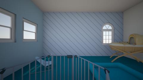 bedroom 4 part 8 - Kids room  - by DaviesM
