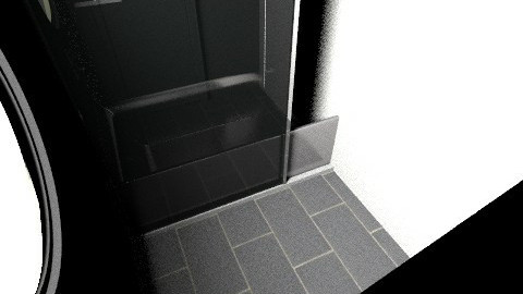 Rusticparadisemasterbath - Bathroom - by moonkai