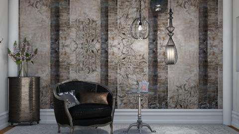 Elegance - Classic - Living room  - by Oyisha