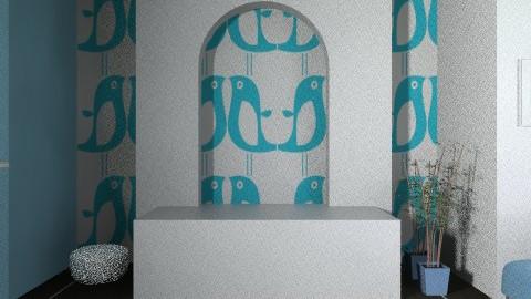 blue moon - Modern - Living room - by karmen411
