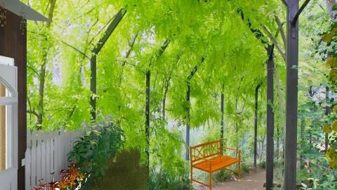 take a break - Garden - by Alternative