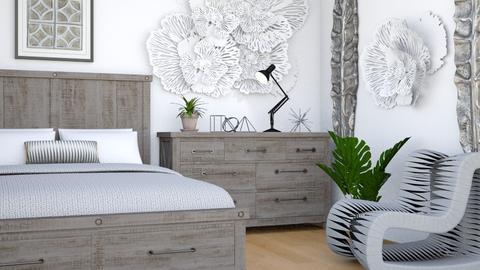 Rental MBR - Modern - Bedroom  - by millerfam