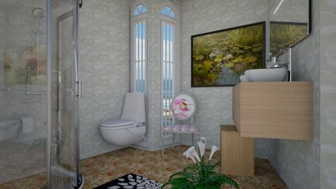 Novo 9 - Bathroom  - by Tupiniquim