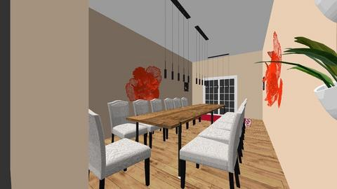 room 6 dining room - Classic - Dining room  - by Schwaner