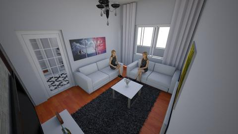 salon 3 - Living room  - by filozof