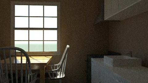 Kitchen - Country - Kitchen  - by nki47