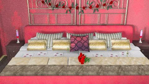 Romantic Rose - Glamour - Bedroom  - by AnjieBaby