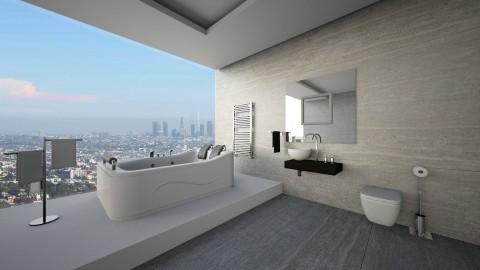 Bathroom LA - Modern - Bathroom  - by athenae