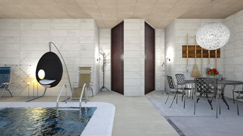 swimming pool - Modern - Bathroom  - by wijeshinghe