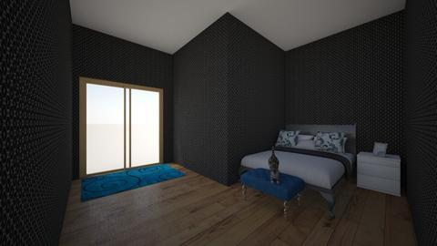 my freind room - Bedroom  - by Blankaud