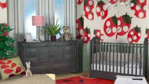 Lil Lady - Eclectic - Bedroom  - by channing4