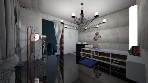 mty3 - Bathroom - by miyase