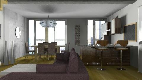 Test-low ceiling - Modern - by ovchicha