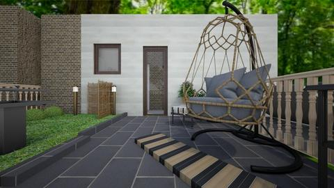 YI  CONTAINER 25X10 35 - Modern - by decordiva1