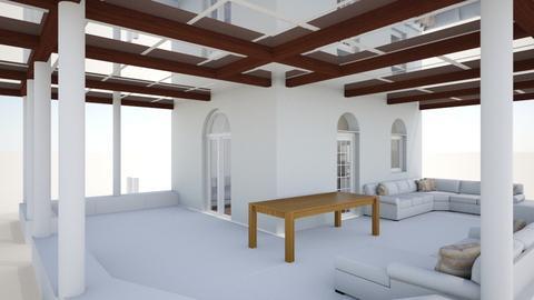 Latest04_updated_outside - Retro - Living room  - by BoazHarrosh