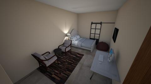 bedroom - Bedroom  - by devham