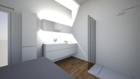 Master bedroom - by hilderenate