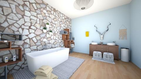 Bathe5296 - Bathroom  - by InspiredRK