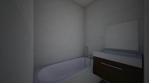 koupelna - Bathroom  - by pitra