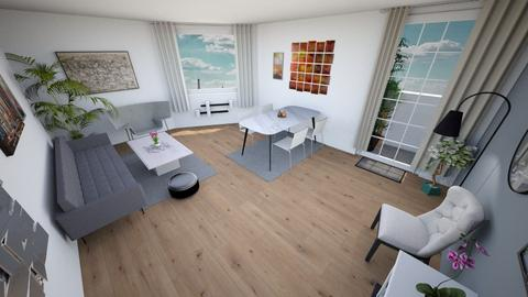 Guldheden Moved - Living room  - by simongbe