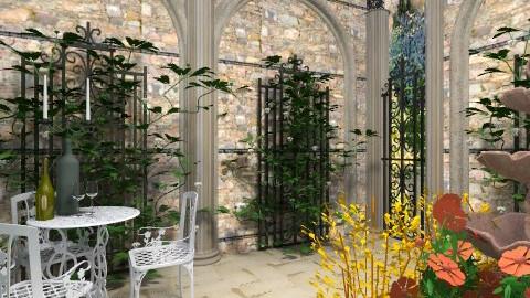 Garden - Classic - Garden  - by PomBom